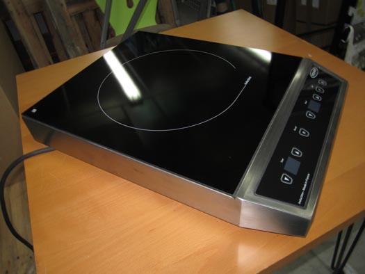 AAE Alsace Alimentaire Équipement - Plaque induction TECNOX