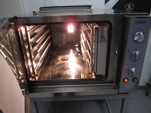 AAE Alsace Alimentaire Équipement : Four pâtissier