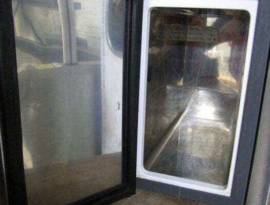 AAE Alsace Alimentaire Équipement : Frigo à lait WMF