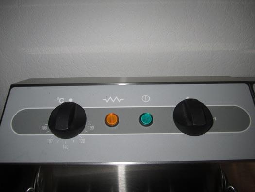 Occasion AAE Alsace - Friteuse électrique