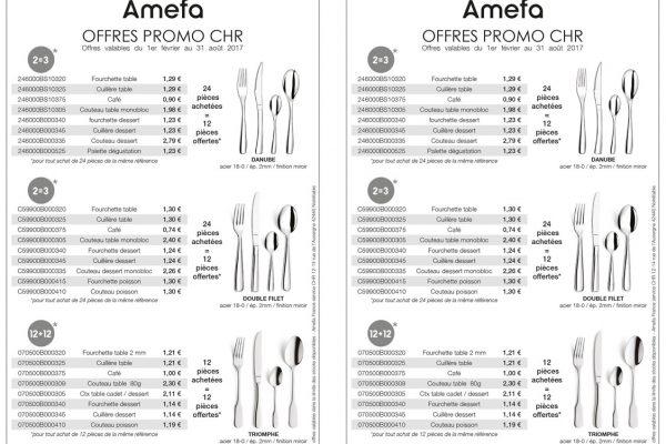 Promotion Afema en fourniture hôtelière - AAE Alsace