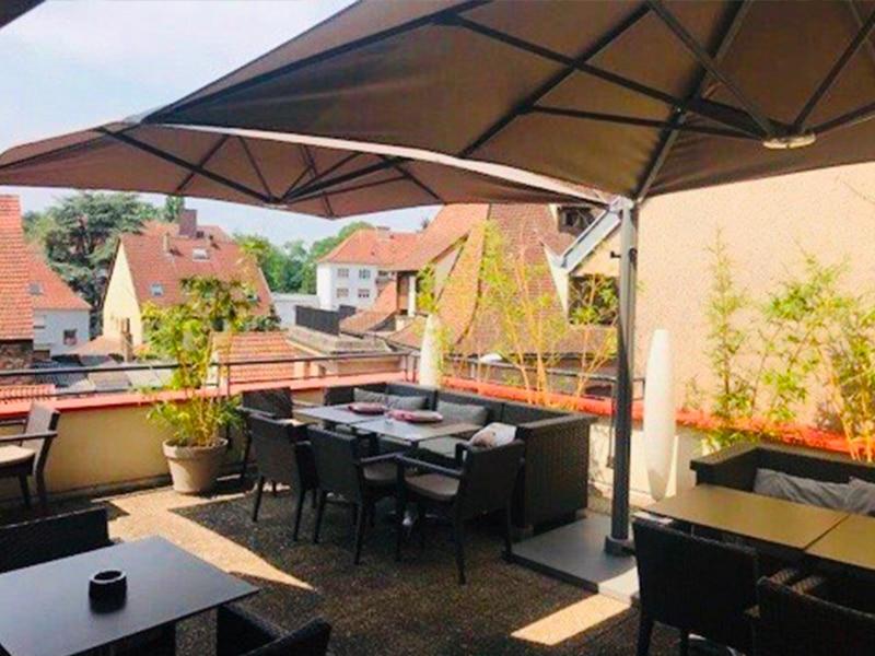 Le Café Max - Haguenau - AAE
