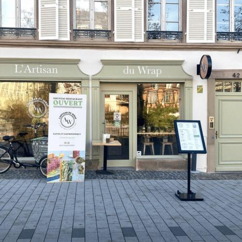 L'Artisan du Wrap - Strasbourg