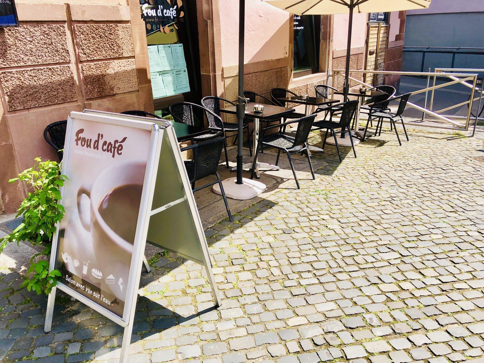 Réalisation AAE - Fou d'Café - Strasbourg